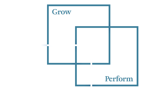 Grow Perform Secure diagram