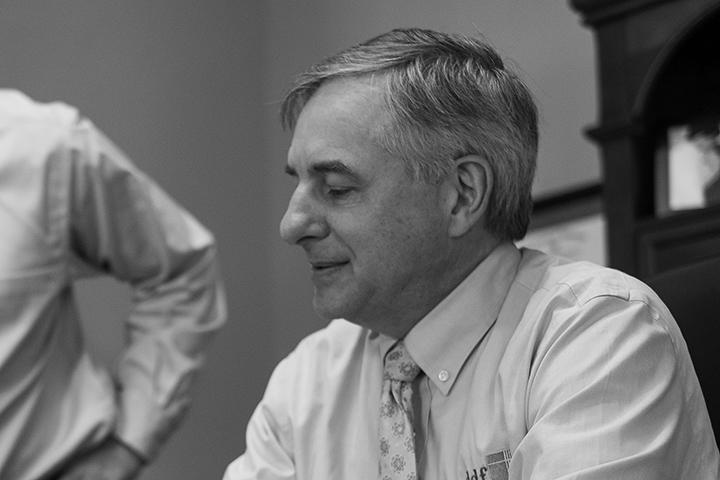 John Hargrave managing principal
