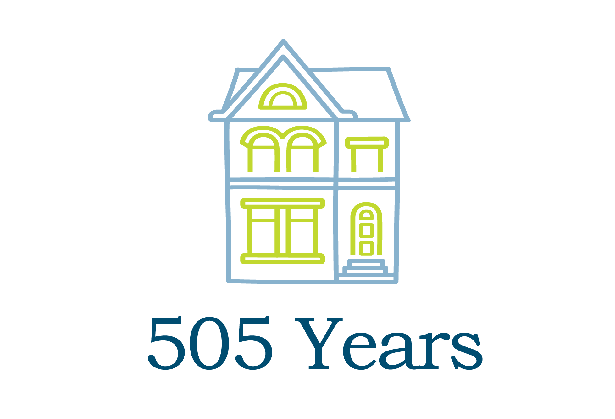 Combined age of DD&F's office buildings is 505 years