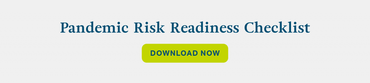 Pandemi Risk Readiness Checklist